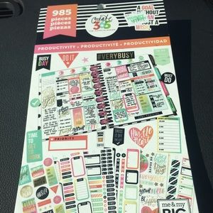 Other - Sticker packs for planners
